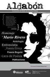 Mario Rivero - Universidad Pedagogica Nacional