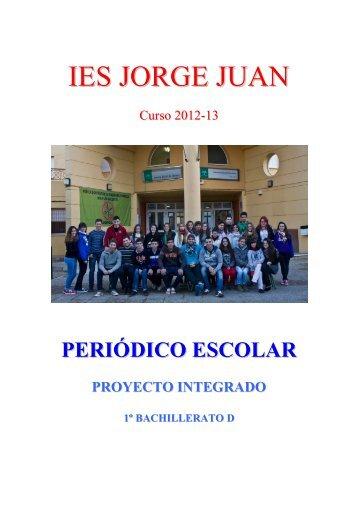 IES JORGE JUAN / San Fernando