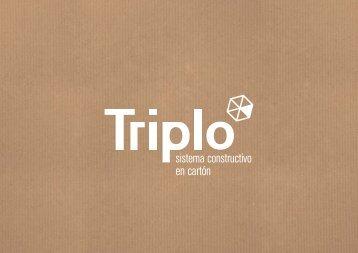 Dossier de Montaje Triplo* - Samaruc