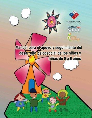 Manual para el Apoyo y Seguimiento - Chile Crece Contigo