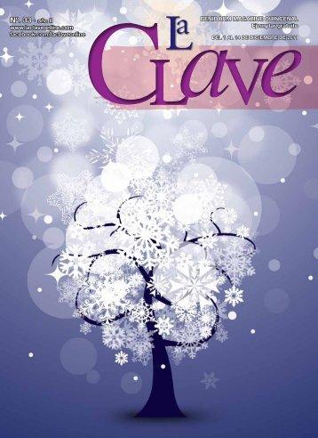 Nº. 33 · año II - La Clave