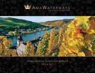 LEGENDARY WINE REGIONS Of the Rhone - Amawaterways