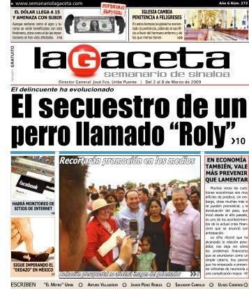 Recortarán promoción en los medios - SEMANARIO LA GACETA