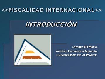 INTRODUCCIÓN A LA FISCALIDAD INTERNACIONAL.pdf - RUA ...