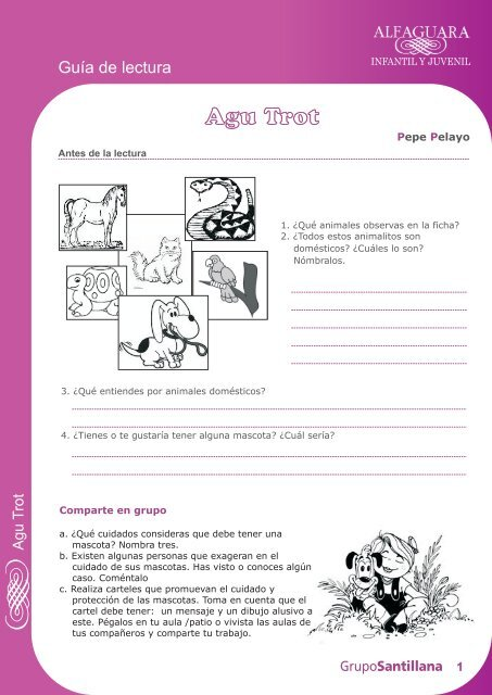 agu trot pdf