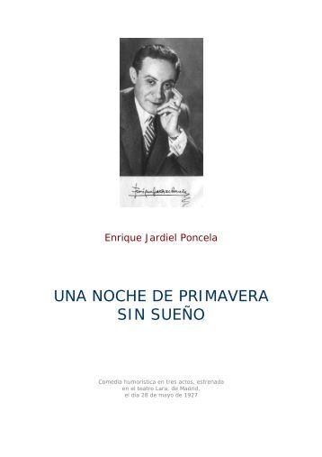 UNA NOCHE DE PRIMAVERA SIN SUEÑO - AMPA Severí Torres