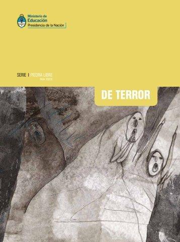 De terror - Repositorio Institucional del Ministerio de Educación de ...