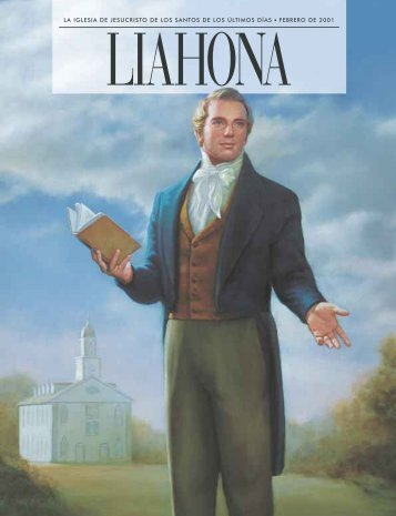 Febrero de 2001 Liahona - Cumorah.org