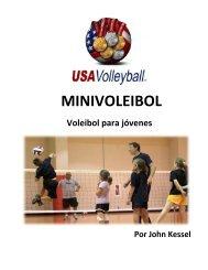 MINIVOLEIBOL - United States Olympic Committee