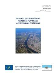 19.06.2012 Metodoloģiskās vadlīnijas teritorijas plānošanai ...