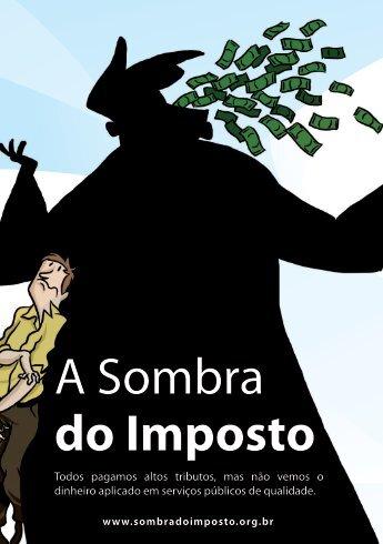 A Sombra do Imposto - Fiep