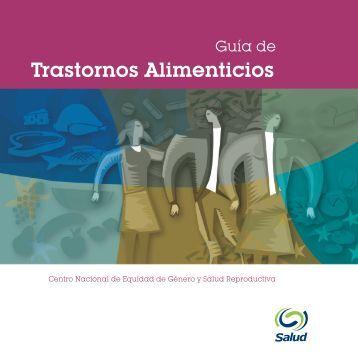 GUÍA: Trastornos Alimenticios