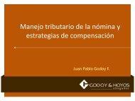 RÉGIMEN TRIBUTARIO DE LOS PAGOS LABORALES - Legis