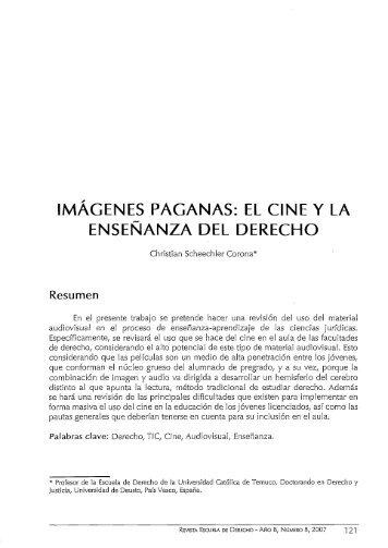 IMÁGENES PAGANAS: EL CINE Y LA - Repositorio Digital