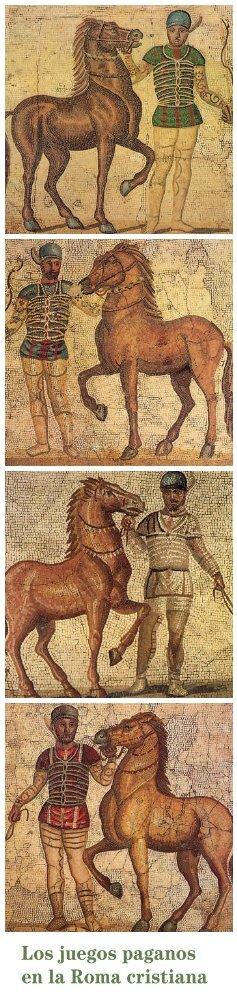 Los juegos paganos en la Roma cristiana - Fondazione Benetton ...