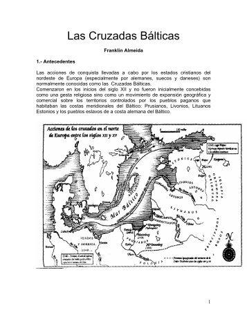 Las Cruzadas Blticas - InvestigacionesHistoricaseuroAsiaticas-IHEA ...