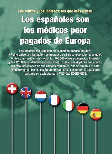 • 18-24 Médicos españoles