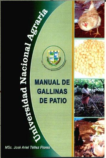 INDICE GENERAL Página - Universidad Nacional Agraria