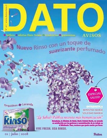 Ñuñoa - DATOavisos
