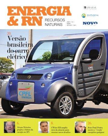 Versão brasileira do carro elétrico - RioGrandedoNorte.Net