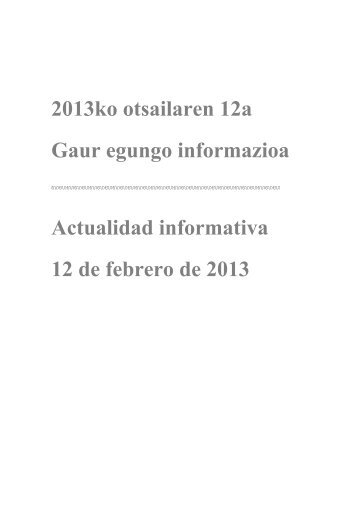2013ko otsailaren 02a - osalan.euskadi.net