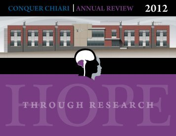 Conquer.Chiari.2012.Annual.Review