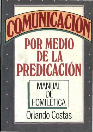 PORMEDIO DELA .' - Convención de Iglesias Bautistas Hispanas