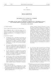Reglamento (EU) no 165/2010 de la Comisión, de 26 de ... - Siicex
