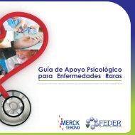 Guía de Apoyo Psicológico para Enfermedades Raras - D'Genes