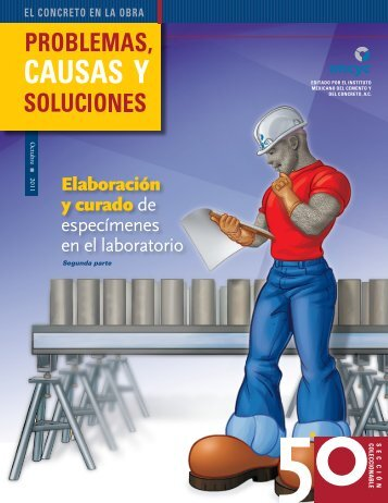 Elaboración y curado de especímenes en el laboratorio - Instituto ...