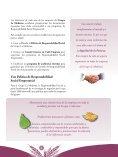 Carta del Presidente - Hombre Nuevo Toluca - Page 6