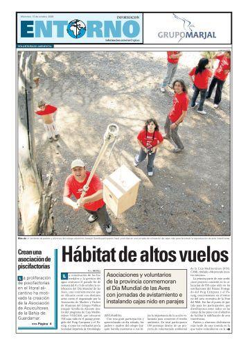 Suplemento: entorno 15/10/08 - Diario Información