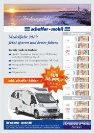 Carado-Paket - Schaffer-Mobil