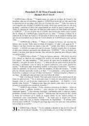 Parashah 21 Ki Tissa.pdf - Wisdom In Torah