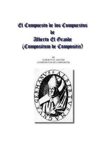 EL COMPUESTO DE LOS COMPUESTOS