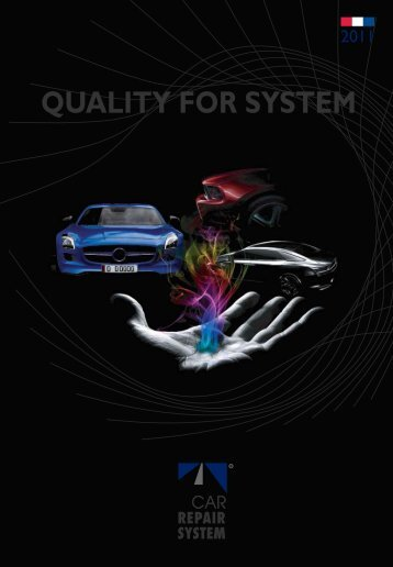 QUALITY FOR SYSTEM - Car Repair System
