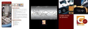 Catálogo (español) PDF (1699 KB ) - Geocad