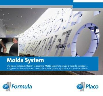 Molda System - Placo