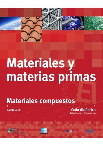 DVD 3 - Materiales compuestos - Inet