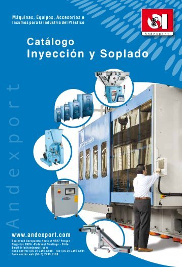 Inyección y Soplado - Andexport