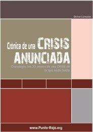 cronica de una crisis anunciada