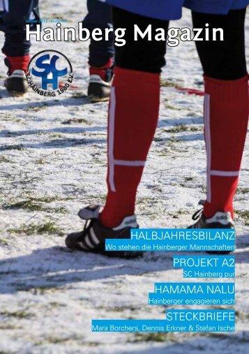 Download Hainberg Magazin - SC Hainberg 1980 eV
