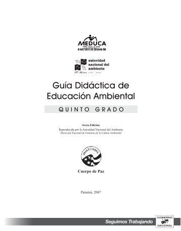 Quinto Grado - Ministerio de Educación