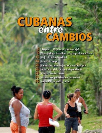 Cubanas entre cambios - SEMlac Cuba