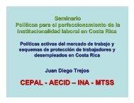 Juan Diego Trejos - Cepal