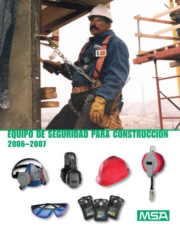 5555-77-CONSTR-2006_ES.qxd (Page 1) - Mine Safety Appliances