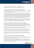 myfactory- Funktionsbeschreibung MIS - Seite 3