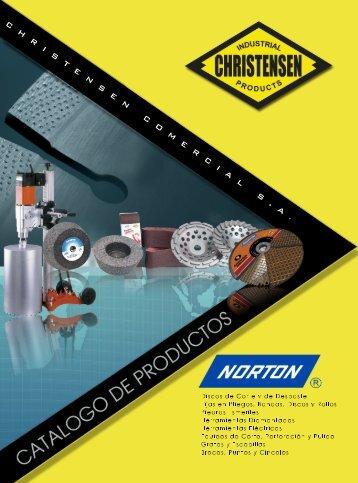 Catálogo de productos - Christensen