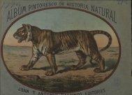 album de historia natural