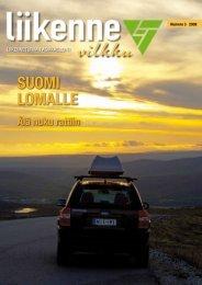 Suomi lomalle - Liikenneturva